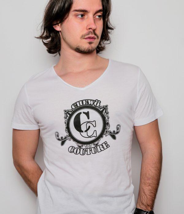 Tshirt chewö blanc