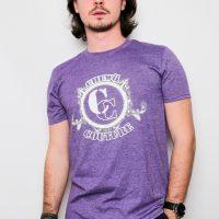 Tshirt chewö violet