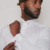 Chemise homme Roucas blanc